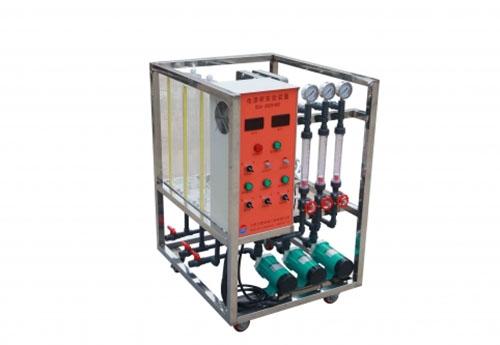 均相膜電滲析實驗裝置